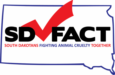 South Dakotans Fighting Animal Cruelty Together